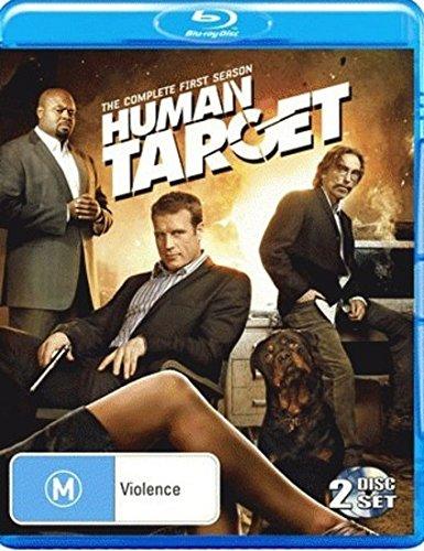 Human Target Season 1 2-Disc Set [ Blu-Ray, Reg.A/B/C Import - Australia ]
