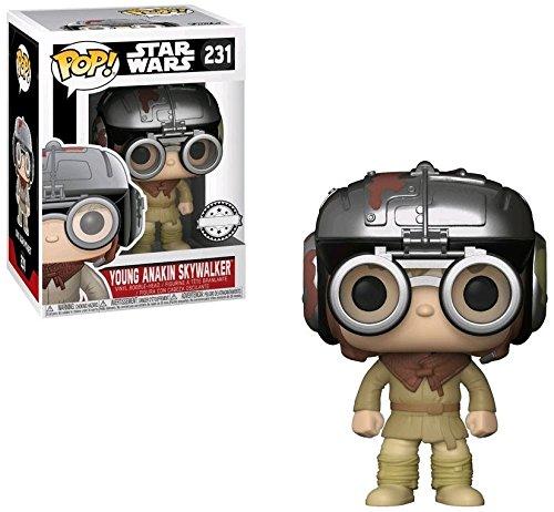 Funko Pop! Guerra de las Galaxias - Anakin Skywalker Jven Exclusivo !!!
