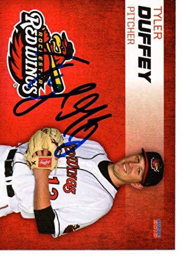 (Tyler Alexander TCU Horned Frogs 2015 Panini Elite Signed Card )