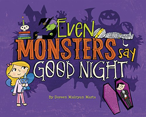 Even Monsters Say Good Night ()