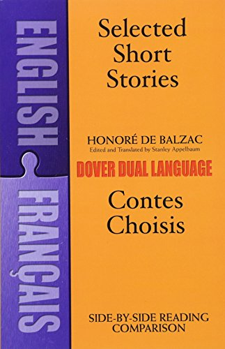 Selected Short Stories (Dual-Language) (English and French Edition)