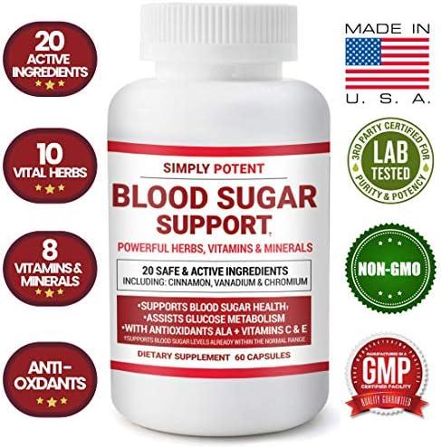 Diabetic Supplement Vitamins Diabetics Resistance
