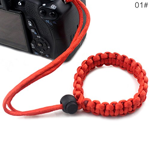 CARDMOE - Pulsera de Mano para cámara de Fotos (Ajustable ...