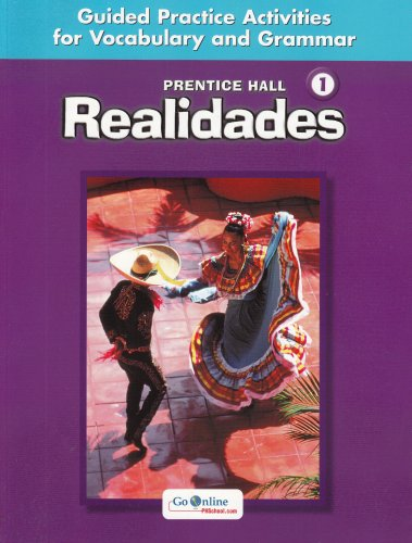 realidades 1 practice workbook - 4