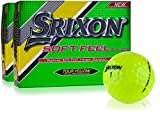 Srixon Soft Feel Yellow Golf Balls- Double Dozen