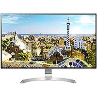 LG Electronics 4K UHD IPS 32 Screen LCD Monitor (32MU99-W)