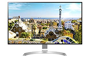 "LG Electronics 4K UHD IPS 32"" Screen LCD Monitor (32MU99-W)"