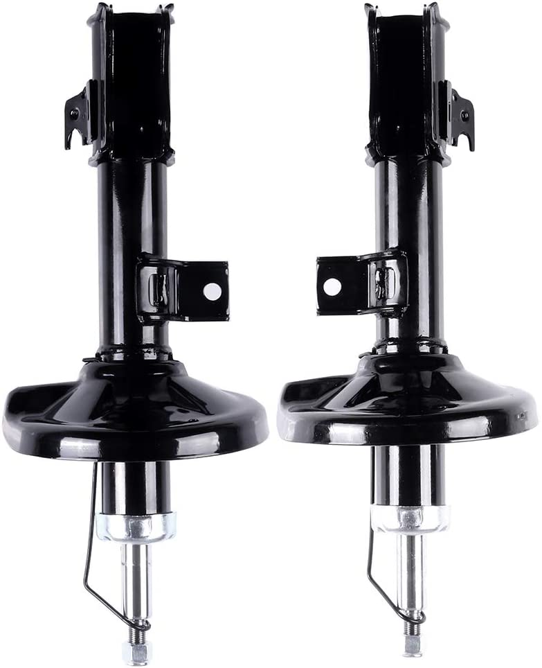 CD PAIR REAR SHOCK ABSORBERS FOR PEUGEOT BIPPER GS3171R 2008-2012