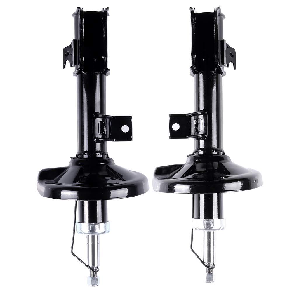 Shocks Struts,ECCPP Front Pair Shock Absorbers Strut Kits Compatible with 2011 2012 2013 2014 Suzuki Aerio 333431 72468 333432 72469