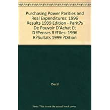 Purchasing Power Parities and Real Expenditures, 1996 Results