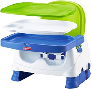 TD Booster Seats Healthy Care Deluxe Booster Seat (color : GREEN)
