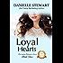 Loyal Hearts (The Barrington Billionaires Book 4)