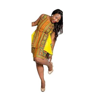 Xinan Damen Kleider Sommer Traditionelle Afrikanische Kleider O ...