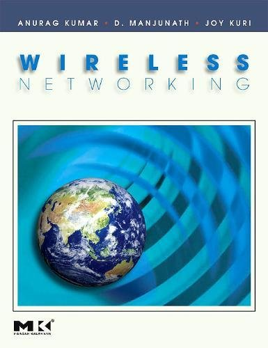 Books : Wireless Networking (The Morgan Kaufmann Series in Networking)