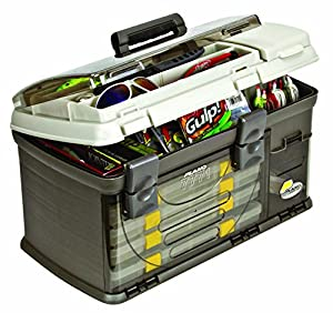 Amazon.com : Plano 7771 Guide Series Tackle System : Fishing Tackle Boxes : Sports & Outdoors