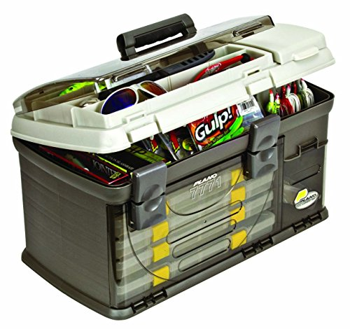 Plano Fishing Tackle - Plano 7771-01 Guide Series Tackle System, Premium Tackle Storage