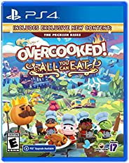 Overcooked! All You Can Eat - PlayStation 4