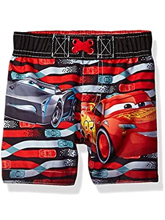 70f846756e Image Unavailable. Image not available for. Color: Disney Cars Boys Swim  Trunks Swimwear ...
