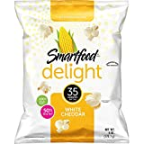 popcorn 100 calorie packs - Smartfood Delight White Cheddar Flavored Popcorn, 6 Ounce