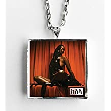 Album Cover Art Necklace - Kelela - Take Me Apart