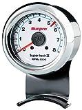 Automotive : Sunpro CP7911 Mini Super Tachometer II - White Dial