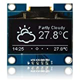 DIY Electronic Kit 4 Projects: Weather Station for Kids, Plane Spotter, World Clock, Climate Node. Smart Device Equipped with ESP8266 Wi-Fi Chip that Connects to the Cloud. Easy Step by Step Guide