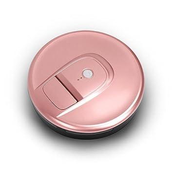 SAODI Robot Aspirador Anti alergico Ideal para alfombras y pisos duros con sensor de escaleras , pink: Amazon.es: Deportes y aire libre