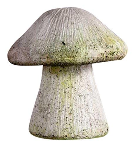 OrlandiStatuary FS8578-10 Wild Mushroom Sculpture, 10