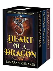 Heart of a Dragon: Complete Trilogy Box Set