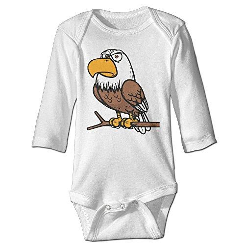 Peregrine Falcon Costume (Fashion Baby Boys & Girls Cartoon Falcon Long-sleeve Playsuit)