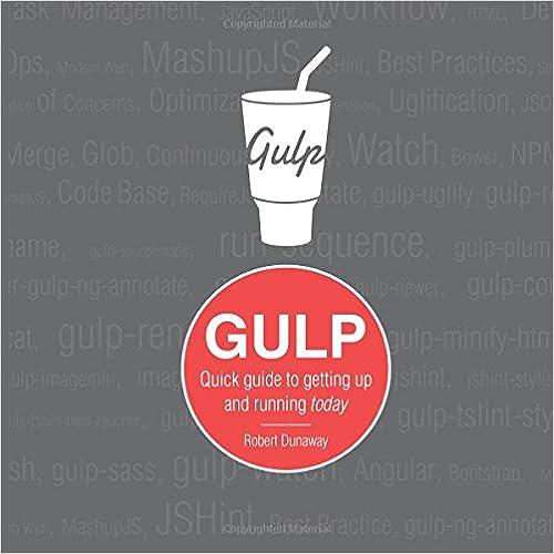 Gulp Quick Guide