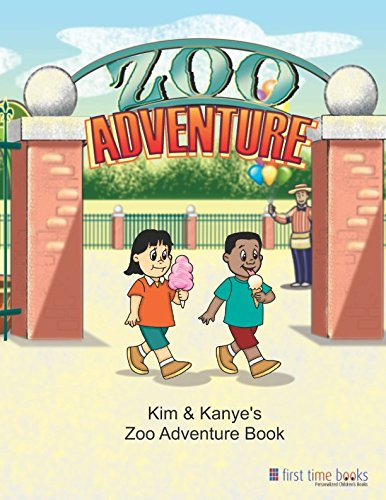 Search : Kim & Kanye's Zoo Adventure Book: African American Children's Book