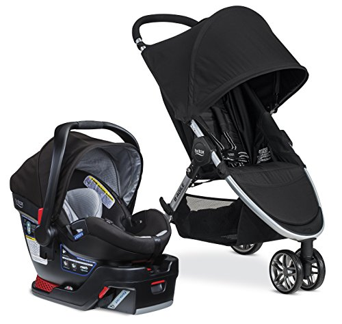Britax 2017 B Agile & B Safe 35 Elite Travel System