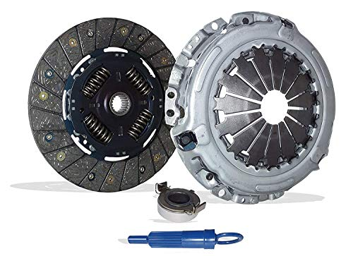 Clutch Kit works with Toyota Corolla Matrix Pontiac Vibe Ce Le S Base S Xle Wagono Sedan 4-Door 2009-2013 1.8L 1794CC l4 GAS DOHC Naturally Aspirated