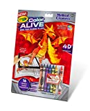 Crayola Color Alive Action Coloring Pages-Mythical Creatures (Toy)