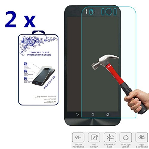 Tempered Glass Screen Protector for ASUS Zenfone Selfie ZD551KL - 1