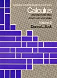 Calculus with Analytic Geometry, Larson, Roland E. and Hostetler, Robert P., 066910101X