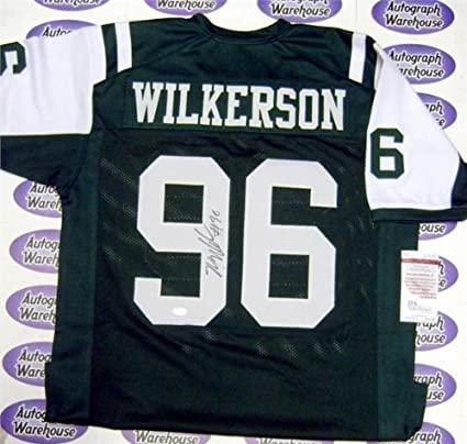 78480db04 Image Unavailable. Image not available for. Color  Signed Muhammad  Wilkerson Jersey ...