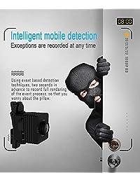 1080P Espía Cámara oculta IR Visión Noche Detección de Movimiento Mini Cámara Gran Angular Nanny Cam Hogar Cámara de Vigilancia Interior Cámara de Deportes al Aire Libre Cámara de Acción