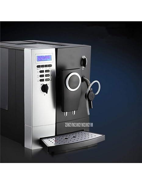 DTBA Cafetera Espresso Automática De 2L Molinillo De Café En ...