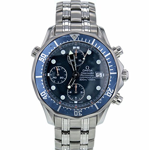 omega watch blue dial - 5