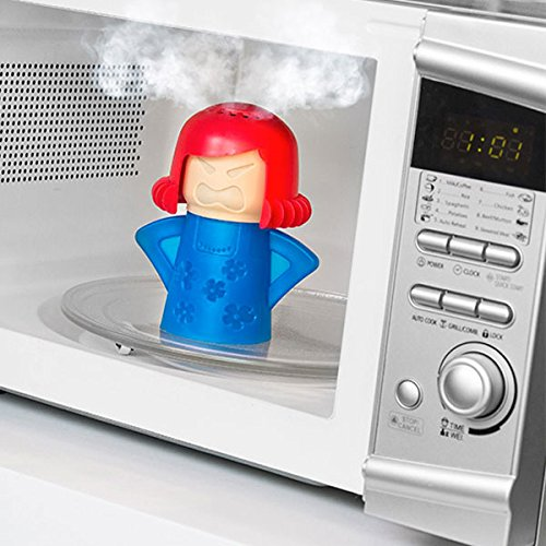 Shop Story - Limpiador de microondas regalo original fuming Angry ...
