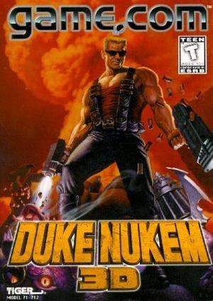 DUKE NUKEM 3D GAME.COM