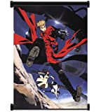 "Trigun Anime Fabric Wall Scroll Poster (31""x42"") Inches"