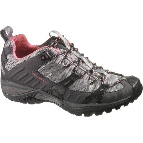 Image of Merrell Women's Siren Sport 2 Hiking Shoe,Black/Pink,5 M US