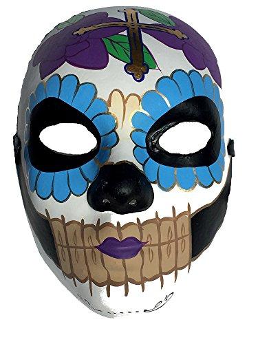 mexican-death-mask-dia-de-los-muertos-mask-colorful-full-face-multiple-design-blue