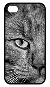 Frisky Cat Back Cover for iPhone 4,iPhone 4s cases