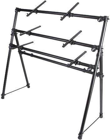 On-Stage Stands ks-7903 3-Tier a-frame soporte para teclado ...