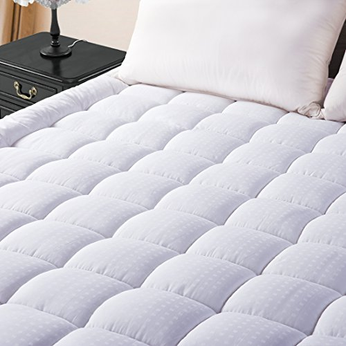 Mattress Pad Cover with 18