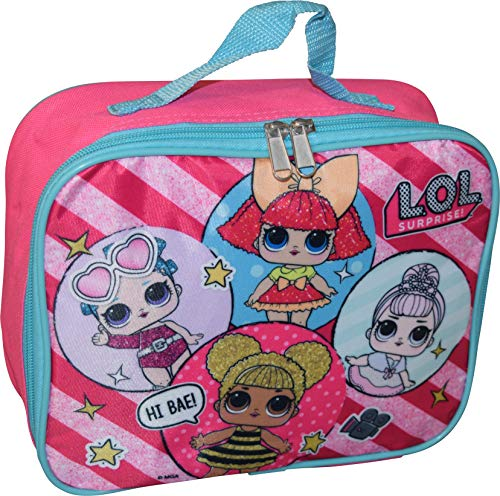Price comparison product image L.O.L Surprise! Girl's Insulated Lunch Box